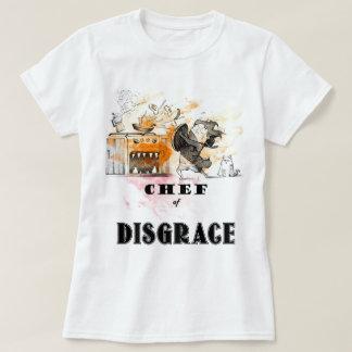 Cooking disgrace t-shirt