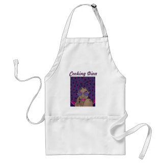 Cooking Diva Adult Apron