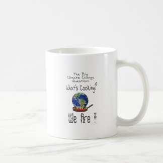 Cooking Earth Mug