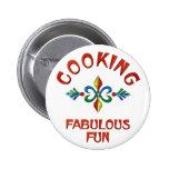 Cooking Fabulous Fun Pins