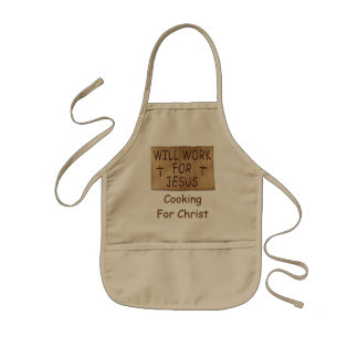 Cooking For Christ Apron