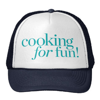 Cooking For Fun Trucker Hat