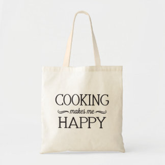 Cooking Happy Bag - Assorted Styles & Colors