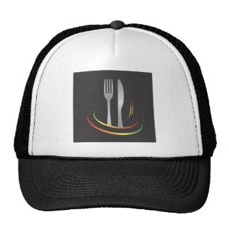 Cooking Illustration Trucker Hat