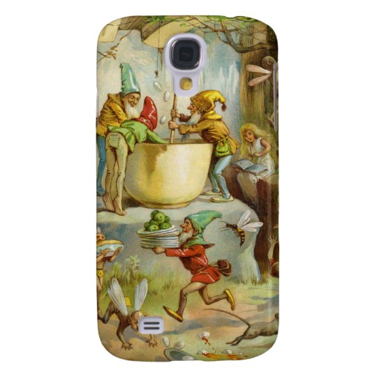 Cooking In The Gnome Kitchen Samsung Galaxy S4 Cover