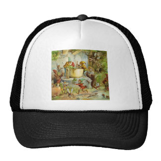 Cooking In The Gnome Kitchen Trucker Hat