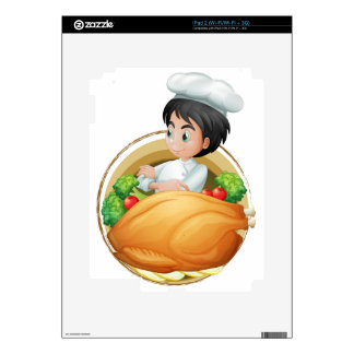 Cooking iPad 2 Skins