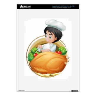 Cooking iPad 3 Decals