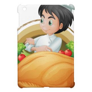 Cooking iPad Mini Covers