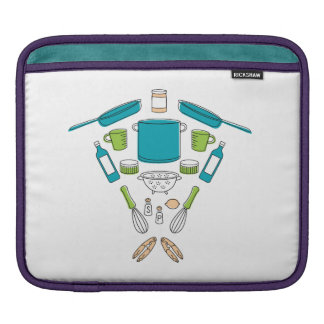 Cooking iPad Sleeve