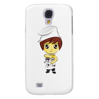 Cooking Kid Samsung Galaxy S4 Cover
