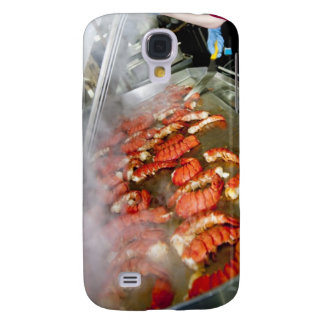 Cooking Lobster Tails Samsung Galaxy S4 Cover