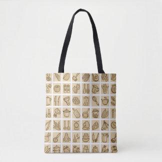 Cooking Lovers Tote Bag