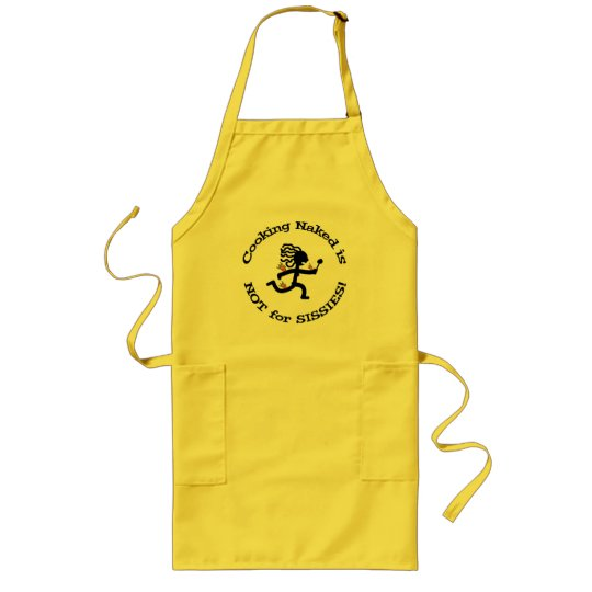 Cooking Naked! - Apron