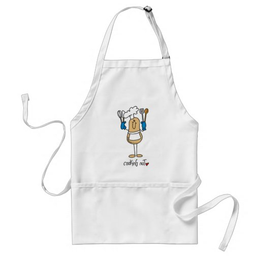 Cooking Nut Tshirts and Gifts Aprons