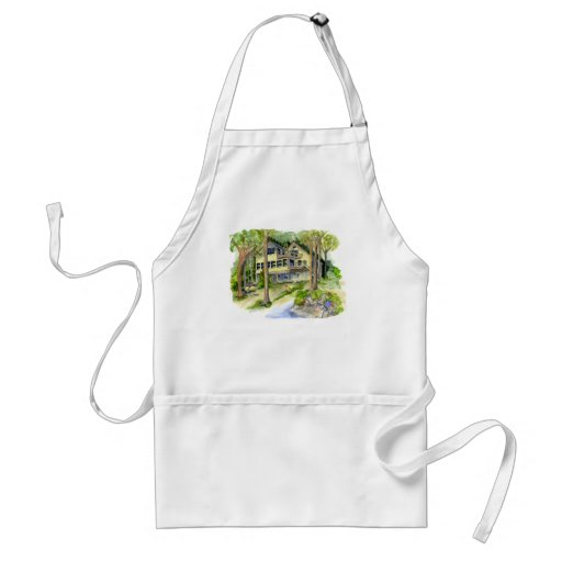 Cooking on Hathaway Lane Adult Apron
