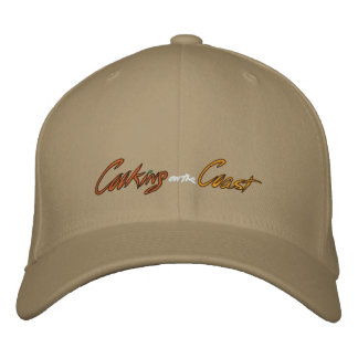 Cooking on the Coast Baseball Cap