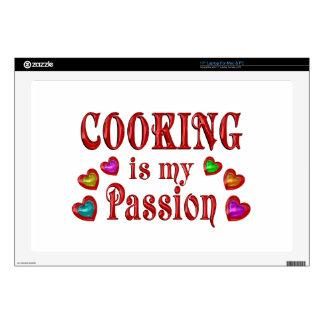 Cooking Passion Laptop Skin