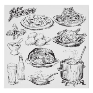 Cooking Posters
