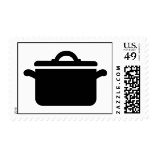 Cooking pot stamps