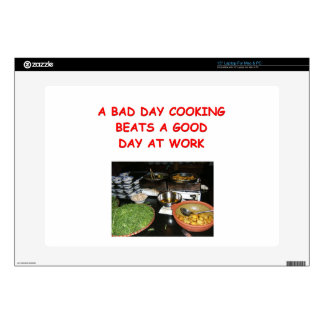 """cooking skins for 15"""" laptops"""