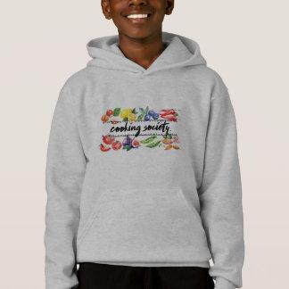 Cooking Society Hoodie - Kid's