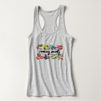 Cooking Society Tank Top