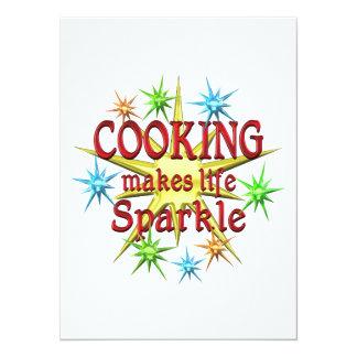 Cooking Sparkles Announcement