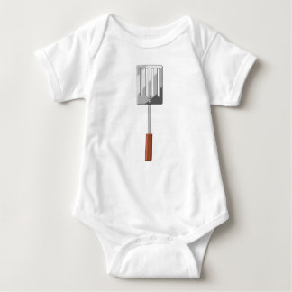 Cooking Spatula Baby Bodysuit