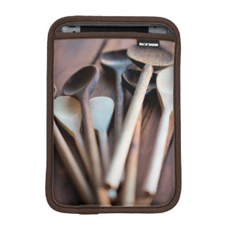Cooking spoons sleeve for iPad mini