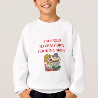 cooking sweatshirt