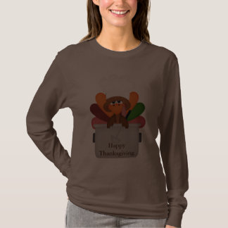 Cooking Thanksgiving Turkey Holiday t-shirt