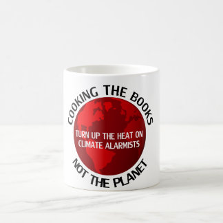 Cooking the Books (white) Mugs