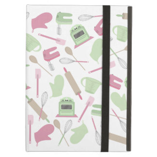 Cooking Themed iPad Case With Kickstand