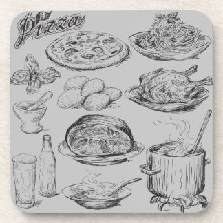 Cooking Time Coaster