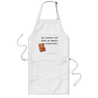 COOKING TIPS - DADS IN THE KITCHEN FUNNY  APRON