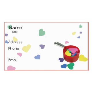 Cooking Up Fun Double-Sided Standard Business Cards (Pack Of 100)
