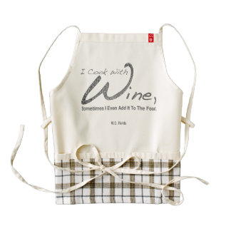 Cooking & Wine Kitchen HEART Apron