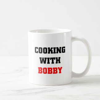 Cooking with Bobby Mug