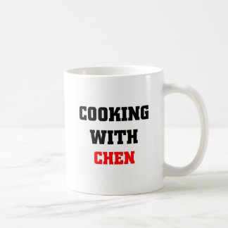 Cooking with Chen Coffee Mug