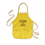 Cooking with Mommy! Aprons