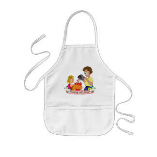 Cooking with Nana Kids' Apron