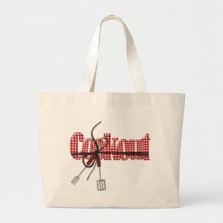 Cookout Jumbo Tote Bag