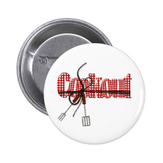 Cookout Pinback Buttons