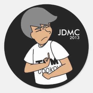 Cookout de JDM: Pegatina con clase