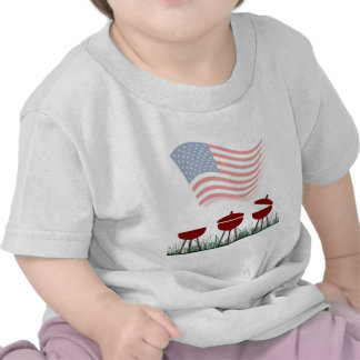Cookout de la barbacoa del Memorial Day Camiseta