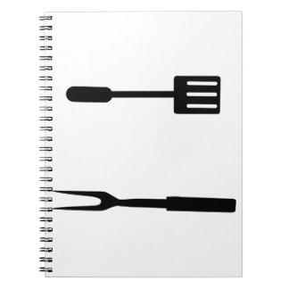 Cookout Name Drop Notebook