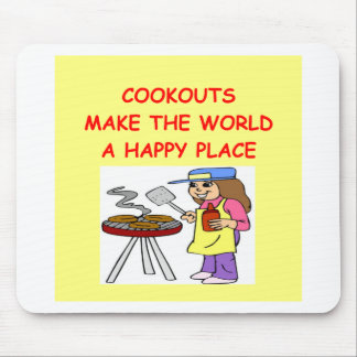 cookouts mousepads