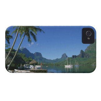 Cook's Bay, Moorea, French Polynesia iPhone 4 Cover