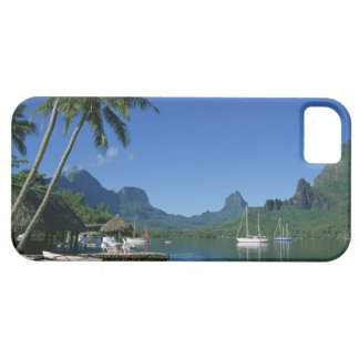 Cook's Bay, Moorea, French Polynesia iPhone SE/5/5s Case